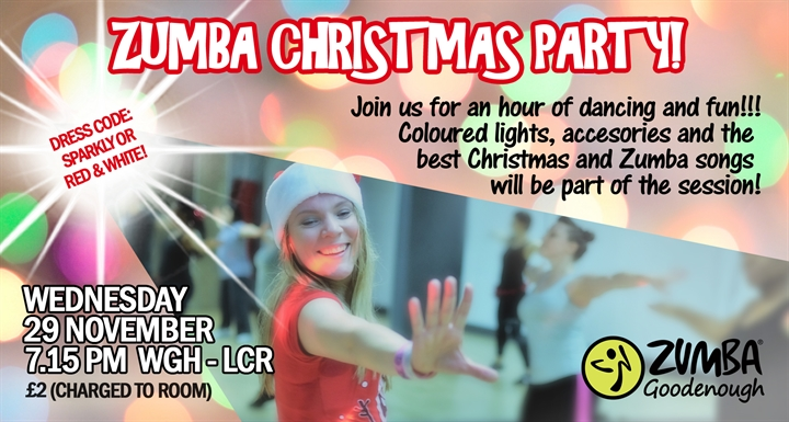 Zumba Christmas Party Images.Zumba Christmas Party Square